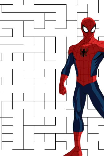 SpiderMan Activities SpiderMan Marvel Kids